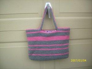 Easy Crochet Tote Allfreecrochetcom