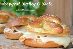 Copycat Bennigan's Turkey O'Toole