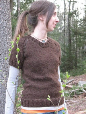 Top Down Spring Sweater Allfreeknitting Com