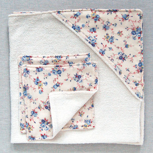 Baby Towel And Washcloth Set Allfreesewing Com