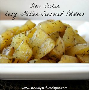 Easy Italian-Seasoned Potatoes