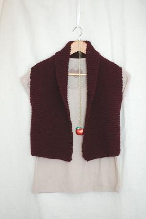 b88898af6 Easy Knit Vest