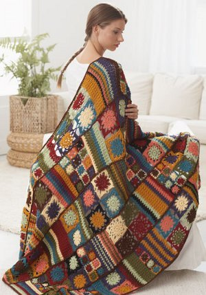 Ultimate Crochet Blanket