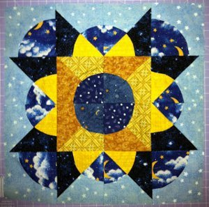 Split Drunkard S Path Star Block Favequilts Com