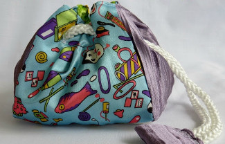 Traditional Japanese Rice Bag Allfreesewing Com