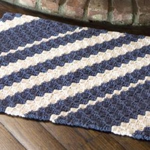 Nautical Waves Rug