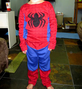 Spider-Man Costume DIY