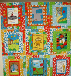 The Lorax Panel Quilt Favequilts Com