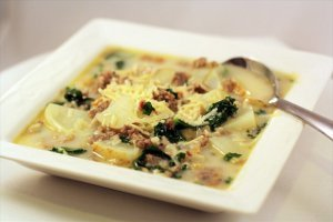 Better Than Olive Garden Zuppa Toscana