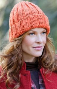 Orange Sherbet Easy-Fit Hat