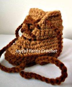 96d5db1654d29 Crochet Work Boots   AllFreeCrochet.com