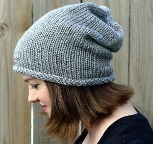 73259f9ff45 Sinfully Simple Slouch Hat