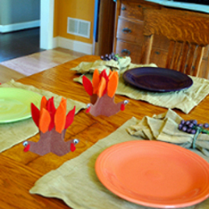12 Preschool Thanksgiving Crafts