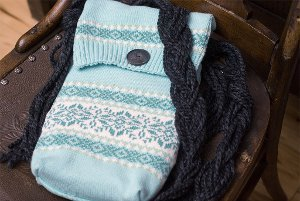 10 Ways to Craft with Old Sweaters + 9 New Ideas