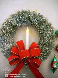 Pine Cone Christmas Crafts