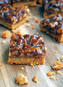 Unbelievable Pecan Pie Bars