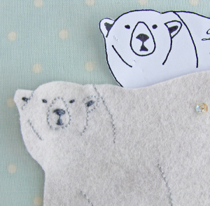 How To Transfer Embroidery Designs Onto Felt