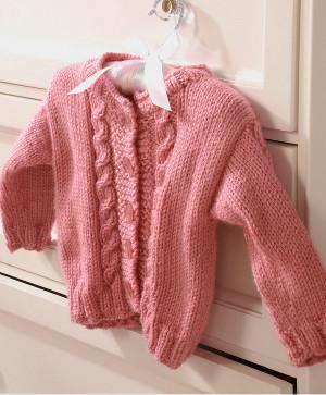 c408d13ad Pink Princess Cardigan