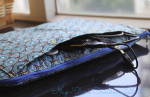 Stylishly Sturdy DIY Laptop Case