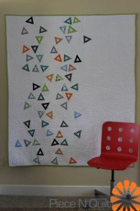 Modern Confetti Quilt Favequilts Com
