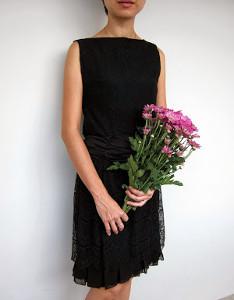 DIY Little Black Dress - AllFreeSewing.com