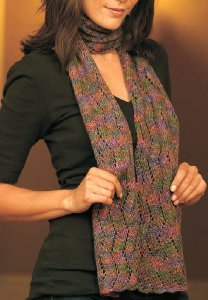 Rolling Meadows Scarf