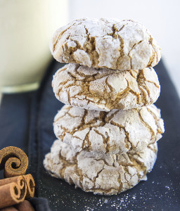 Spice Cake Cool Whip Cookies