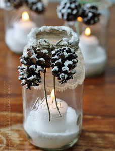 24+ DIY Wedding Centerpieces for Your Winter Wedding