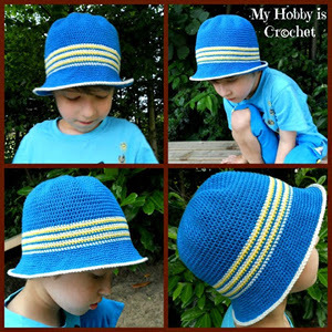74ab20b37e2 This Little Man Fedora will make your little one look absolutely dapper.  Depending on the colors you choose