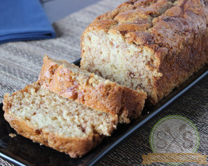 Simple Amish Cinnamon Bread