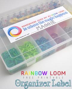 Free Printable Rainbow Loom Labels Allfreekidscrafts Com