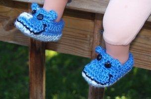 Women S Crochet Loafers Pattern Allfreecrochet Com
