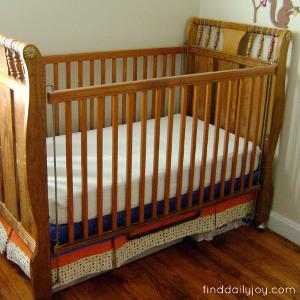 Diy Crib Sheets Allfreesewing Com