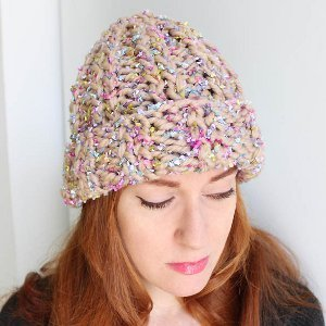 2-Hour Butterfly Beanie