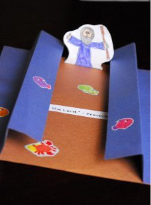Moses And The Red Sea Paper Crafts Allfreekidscrafts Com