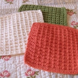 Nanas Favorite Dishcloth Pattern