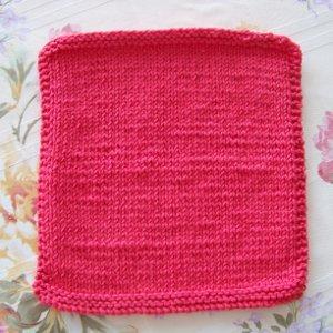 12 Knit Dishcloth Patterns for Beginners | AllFreeKnitting.com
