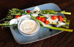 Olive Garden Copycat Parmesan Roasted Asparagus