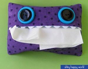 how to make reusable fabric bathroom tissue