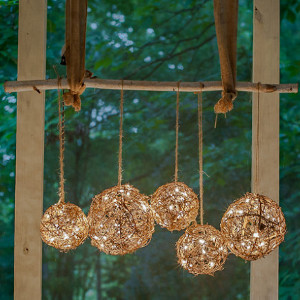 Remarkable Rustic Wedding Chandelier