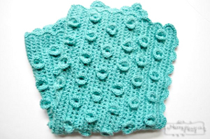 6b91a185eb06 Lily Pad Baby Blanket