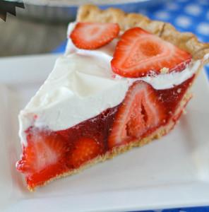 Summer Strawberry Jello Pie Recipelion Com