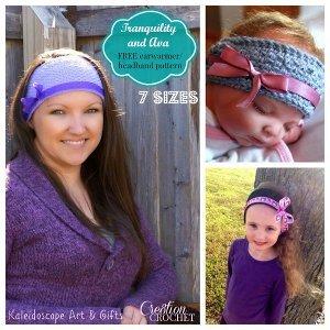Beginner Crochet Headband  a119e1ee096