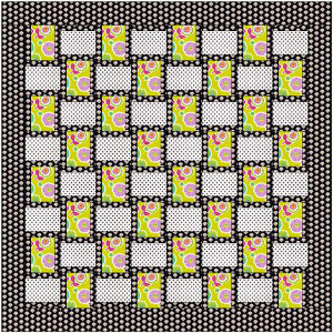 Basketweave Dots Quilt Favequilts Com