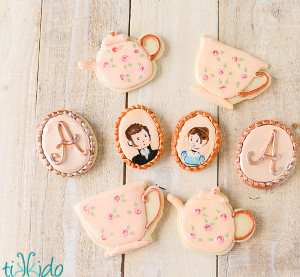 4d0ff07000c5 Jane Austen s Bridal Tea Party Cookies