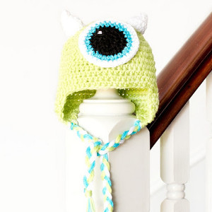 Mike and Sulley Crochet Amigurumi (Monsters, Inc.) | Crochet for Days | 300x300
