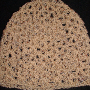 Add this Very Light V-Stitch Summer Hat to your collection of accessories.  Because it is worked up with super fine yarn 23493f4b441