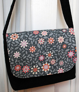 Kids Messenger Bag Free Sewing Pattern Allfreesewing Com