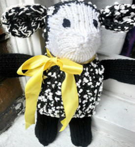 Knit Your Own Jack Russell Allfreeknitting Com