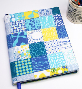 Preppy DIY Book Cover
